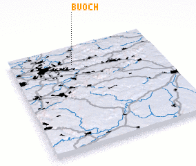 3d view of Buoch