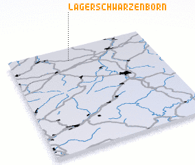 3d view of Lager Schwarzenborn