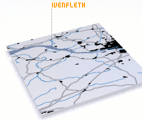 3d view of Ivenfleth
