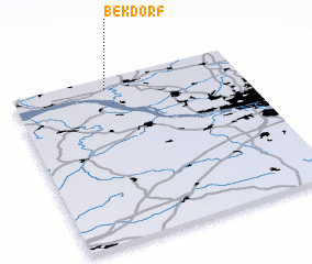3d view of Bekdorf