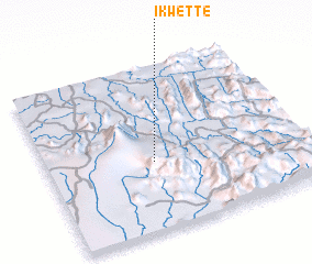 3d view of Ikwette