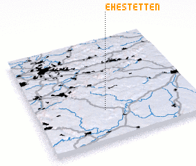 3d view of Ehestetten