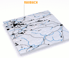 3d view of Maubach