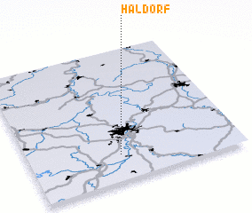 3d view of Haldorf