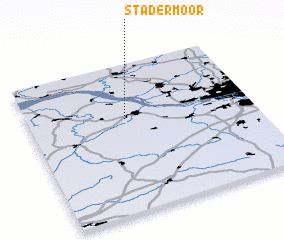 3d view of Stadermoor