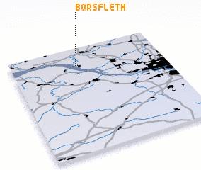 3d view of Borsfleth