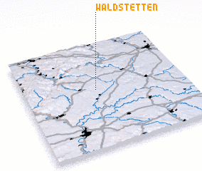 3d view of Waldstetten