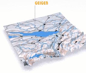 3d view of Geigen