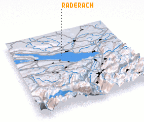 3d view of Raderach