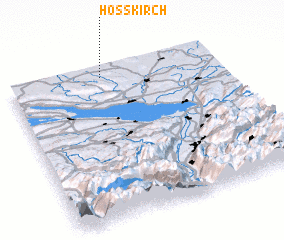 3d view of Hoßkirch