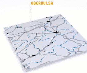 3d view of Oberhülsa