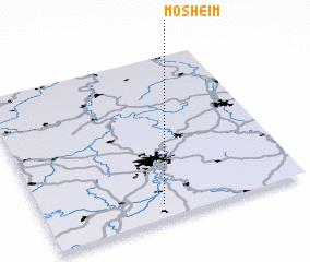 3d view of Mosheim