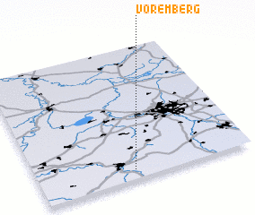 3d view of Voremberg
