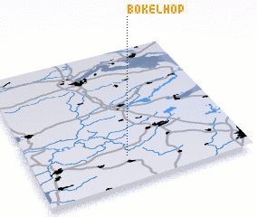 3d view of Bokelhop
