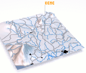 3d view of Keme