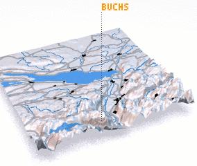 3d view of Buchs