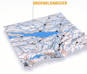 3d view of Oberwaldhausen