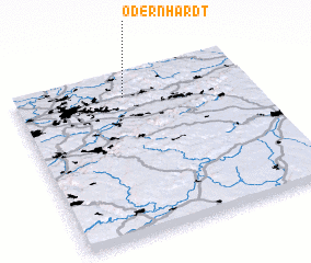 3d view of Ödernhardt