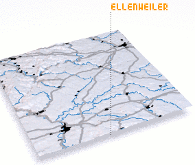 3d view of Ellenweiler
