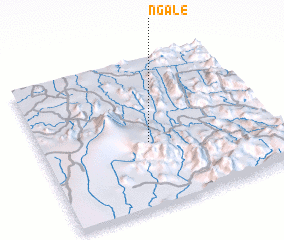3d view of Ngale