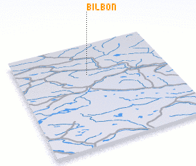 3d view of Bilbøn