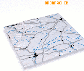 3d view of Bronnacker
