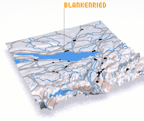 3d view of Blankenried