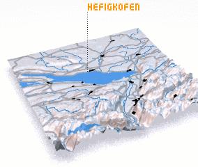3d view of Hefigkofen