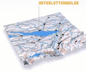 3d view of Unterlottenweiler