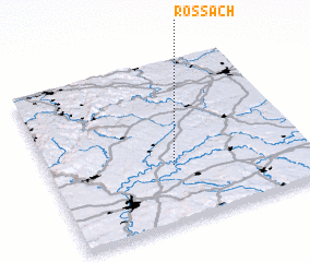 3d view of Rossach