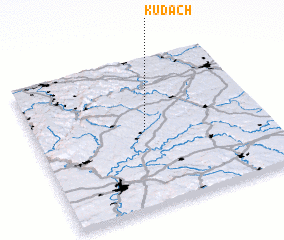 3d view of Kudach