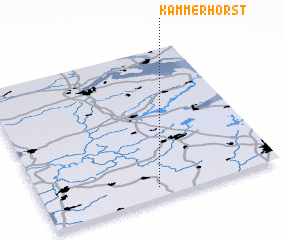 3d view of Kammerhorst
