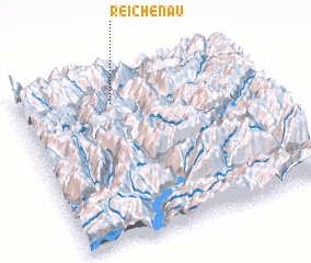 3d view of Reichenau