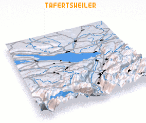 3d view of Tafertsweiler