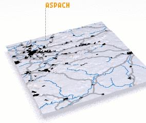 3d view of Aspach