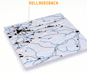 3d view of Nellmersbach