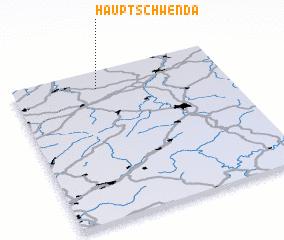 3d view of Hauptschwenda