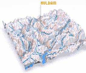 3d view of Muldain