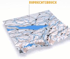 3d view of Ruprechtsbruck