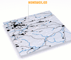 3d view of Hohnweiler