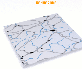 3d view of Kemmerode