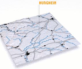 3d view of Hüngheim