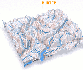 3d view of Munter