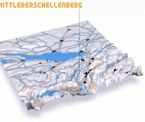 3d view of Mittlerer Schellenberg