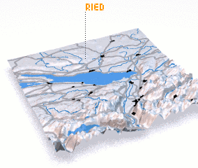 3d view of Ried