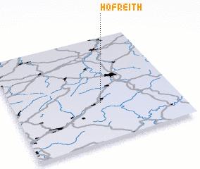 3d view of Hof Reith
