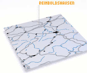3d view of Reimboldshausen