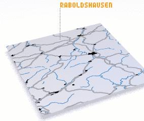 3d view of Raboldshausen