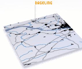 3d view of Dägeling