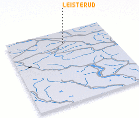 3d view of Leisterud